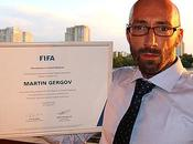 Yep! FIFA Diploma Football Medicine! It's Time Drink White Wine!