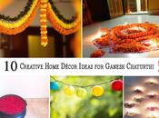 Creative Home Décor Ideas Ganesh Chaturthi