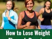 Lose Weight Through Running
