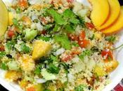 Peach Tabbouleh Lebanese Recipe