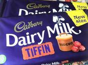Cadbury Dairy Milk Tiffin Bars