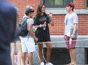 Pics: Malia Obama Moves Harvard University With Help From Parents Barack Michelle