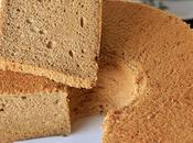 Ultra Silky Smooth Spongy Coffee Milk Chiffon Cake