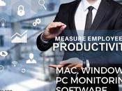 Measure Employees Productivity Monitoring Software (MAC+Windows)