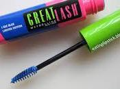 """Have Heard That Maybelline Created Limited Edition Their Favorite """"Blue"""" Mascara?"""