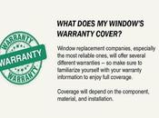 Questions About Your Replacement Window Coverage