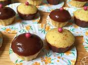 Mini Almond Cupcake