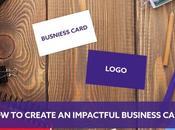 Create Impactful Business Card