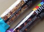Kind Bars: Almond Coconut/ Dark Chocolate Mocha