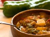 Vegan Green Chile Stew