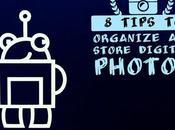 Easy Tips Organize Store Digital Photos
