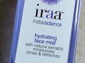 Iraa Instaradiance Hydrating Face Mist with White Jasmine Review