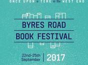 Event: Byres Road Book Festival Programme