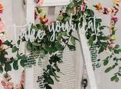 Unique Mostly Easy!) Seating Chart Ideas Your Wedding Reception