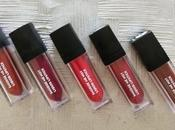 Sugar Smudge Liquid Lipstick Review Swatches