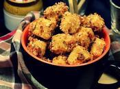 Crunchy Tofu Bites Protein Rich Snacks.