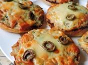 Tuna Pizza Burgers