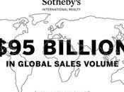 Sotheby's International Realty Achieved Billion Global Sales Volume 2016