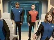 Pilot Review: Orville Basically Just Straightforward, School Star Trek With More Jokes