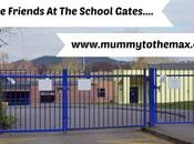 Made Friends School Gates....