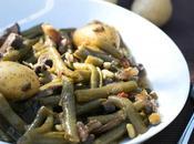 Southern Style Vegan Green Beans
