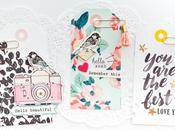 Maggie Holmes Design Team Altered Tags
