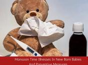Major Monsoon Time Illnesses Newborn Babies (and Prevent It?)
