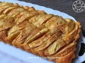 Apple Cake Tart