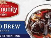 Beat Heat with Community Cold Brew Coffee Make Home!