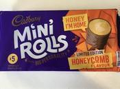Today's Review: Cadbury Honeycomb Mini Rolls