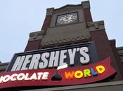"Hershey's Chocolate World: ""sweet"" Happiness"
