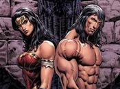 Preview: Wonder Woman/Conan Simone, Lopresti, Ryan (DC)