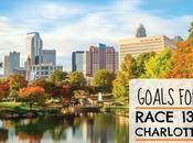 Goals Race 13.1 Charlotte