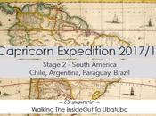 Australian Adventurer Trek Tropic Capricorn Across South America