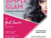 Your Makeup Artist with Simple Glam Workshop