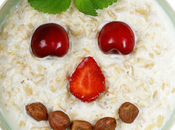 Smile World Porridge (10th Oct)