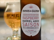 Beer Review Innis Gunn Raspberry Barrel Aged Saison