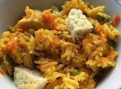 Instant Nasi Goreng (Malaysian Fried Rice)