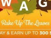 More Free Gift Cards During October Swago with Spin (Intl)