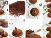 Almond Butter Chocolates
