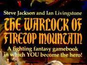 Warlock Firetop Mountain Steve Jackson Livingstone