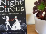 Reading Challenge Update Night Circus Review
