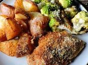 Sheetpan Chicken Dinner