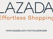 Pamper Your Pocket Saving Huge Amounts Lazada Back With Cyber Sale Again!