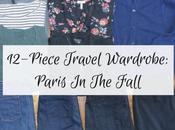 12-Piece Paris Travel Wardrobe