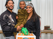 Derrick Rose Jurassic Park Themed Birthday Party