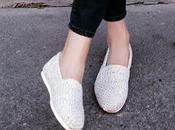 Shoe TOMS Sweater Knit Alpargatas