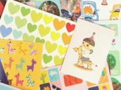 Stickles Stickers Kids Readers