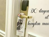 Staycation Kimpton Hotel Madera