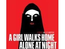 Girl Walks Home Alone Night (2014)